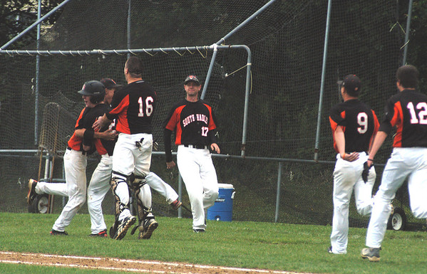 vs. South Hadley 2012 Baseball Playoffs