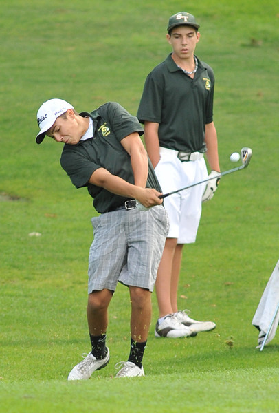 9/10/2012 Southwick Golf VS Cathedral