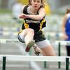 51 track and field Alexis Peterson