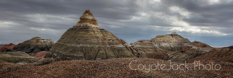 New Mexico Badlands 3
