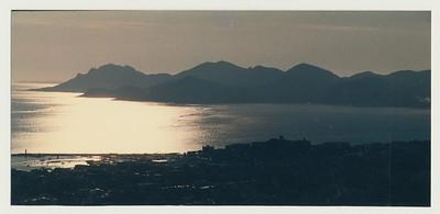 Côte d'Azur janvier 1996