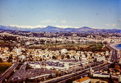 Cote d'Azur février 1988