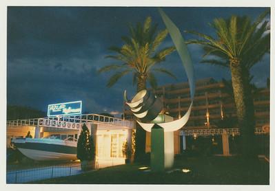 Golfe-Juan été 1995