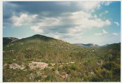 Estérel printemps 2000