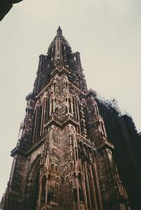 Strasbourg la cathedrale