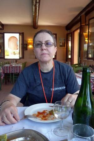 2016/07/04 Michèle 4 juillet 2016 Cote d'Azur (Ste Agnes)