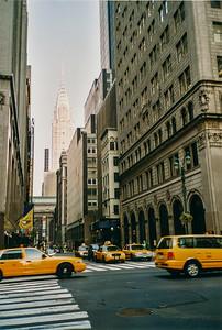 New York Chrysler Building 7 juillet 2002