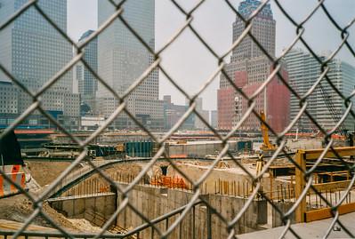 New York Ground 0 - 7 juillet 2002