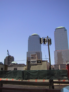 New York 1 mai 2002
