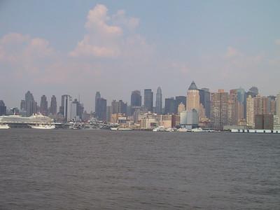 New York 4 juillet 2002