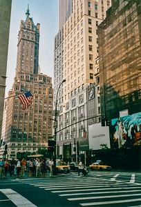New York Uptown 7 juillet 2002