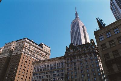 New York septembre 2002