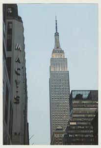 New York Empire State Building - mai 1997