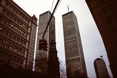 New York World Trade Center 1988