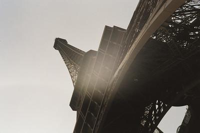 Paris août 2002