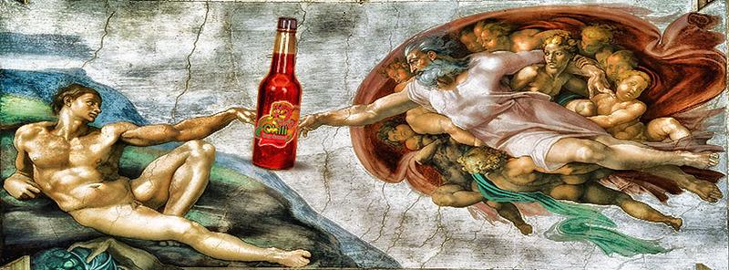 God Delivers Soyracha To Adam