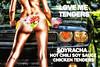 Soyracha (tm) Hot Chili Soy Sauce Chicken Tenders