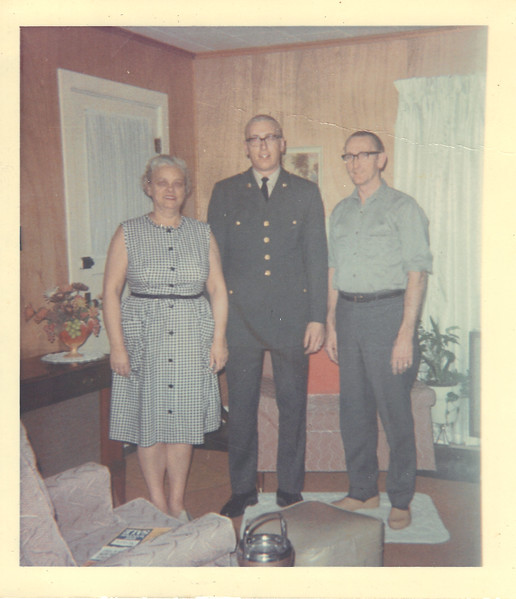 Ruth, Ronald & Gene Johnson