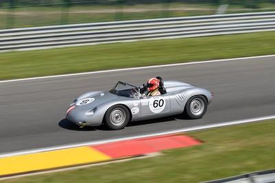 PORSCHE / RSK 718-60 Spyder / 1960
