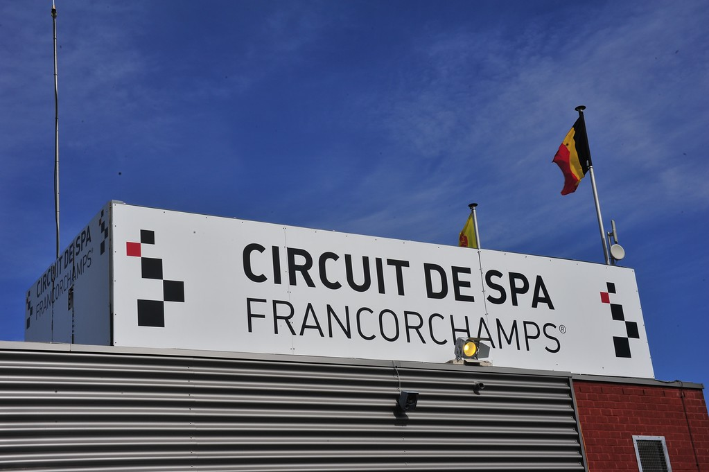 Spa - GoldTrack track day  8th April 2016