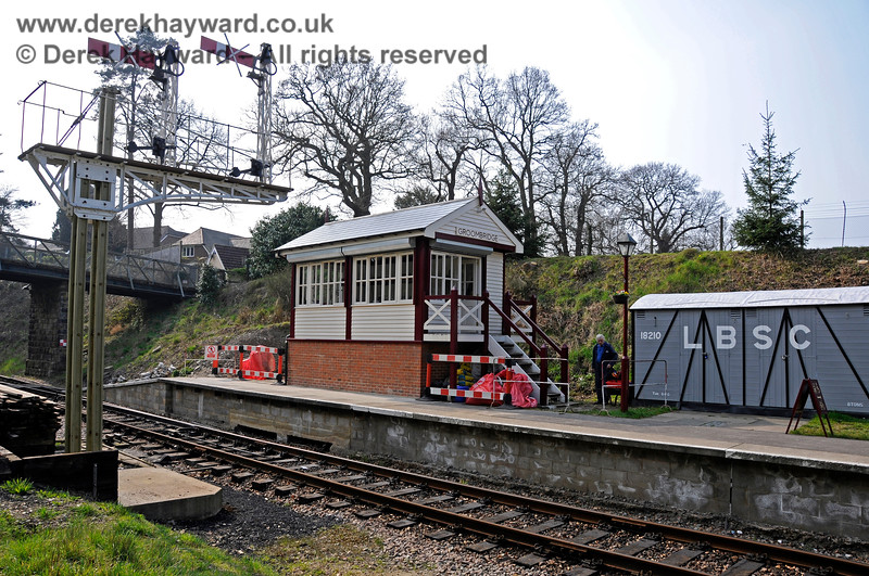 Groombridge Signal Box 270311 6655 E