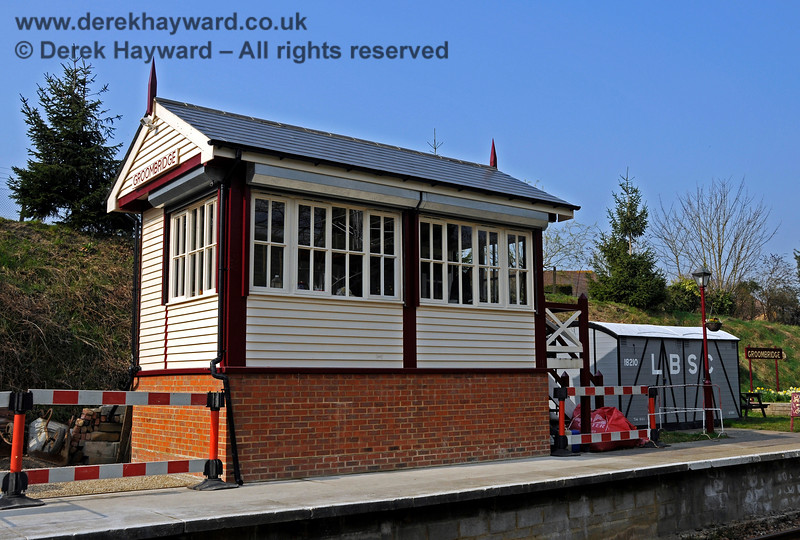 Groombridge Signal Box 270311 6653 E