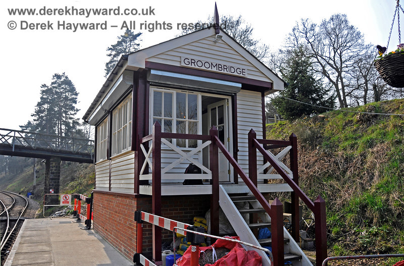Groombridge Signal Box 270311 6649 E