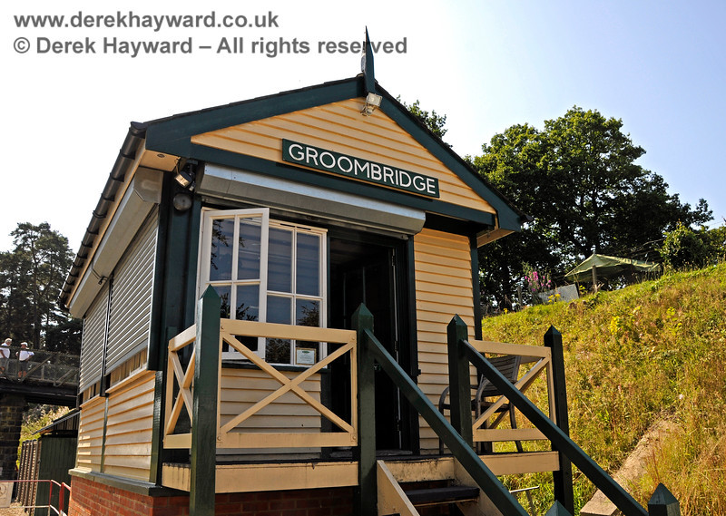 Groombridge Signal Box 250819 20084 E