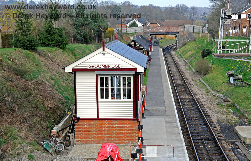 Groombridge Signal Box 270311 6642 E