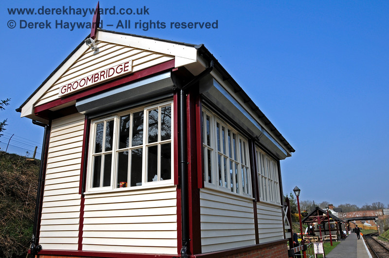 Groombridge Signal Box 270311 6652 E