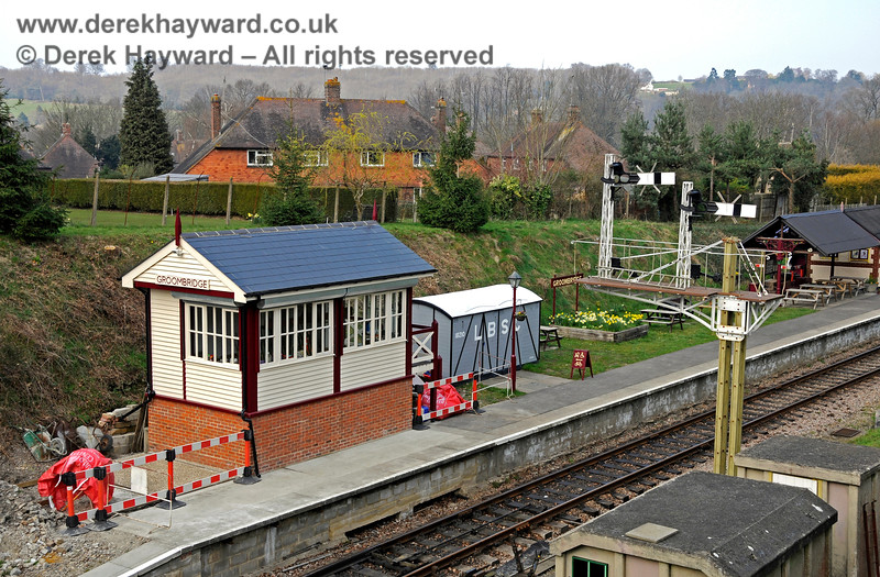 Groombridge Signal Box 270311 6639 E