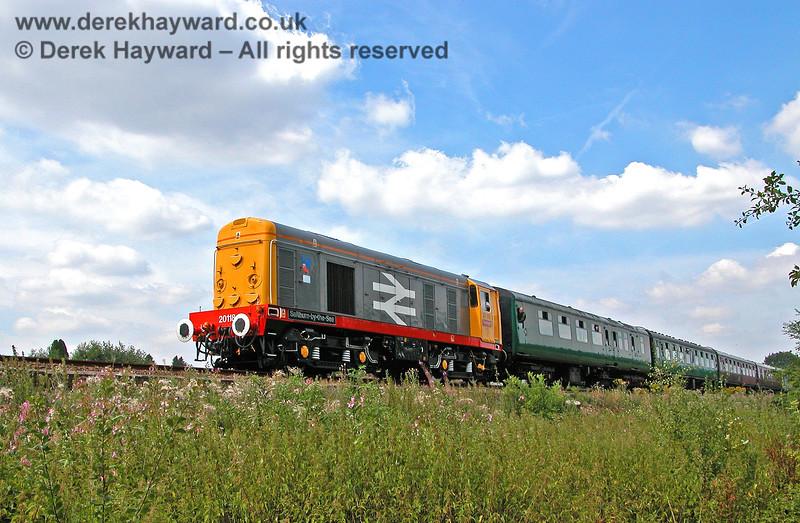 20118 south of Groombridge en route to Birchden. 05.08.2006