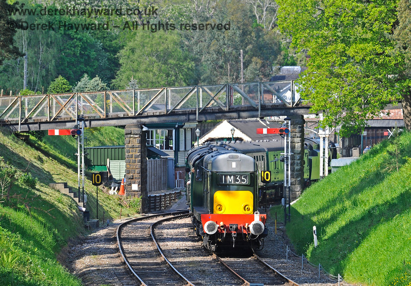 D8188 leaving Groombridge. 29.05.2021 18056