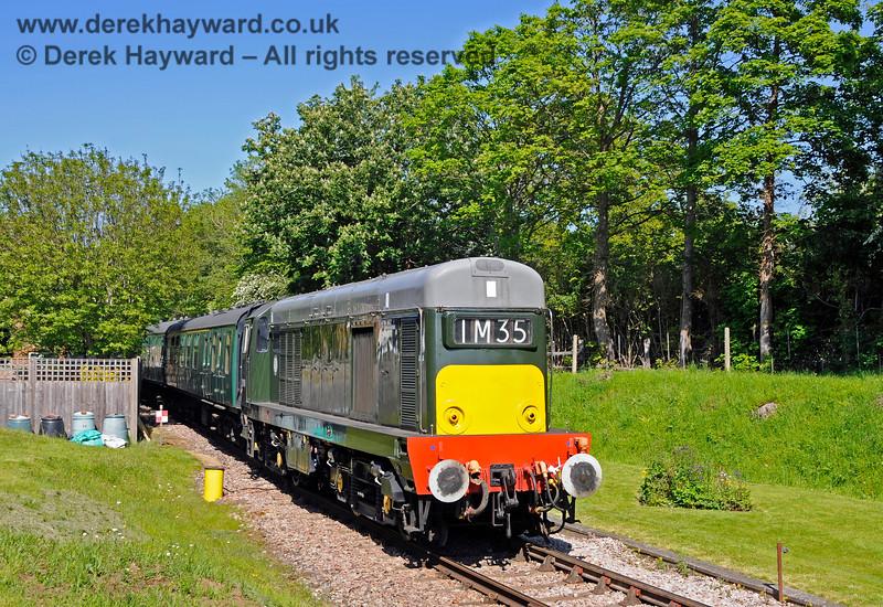 D8188 east of Groombridge station. 30.05.2021 20796