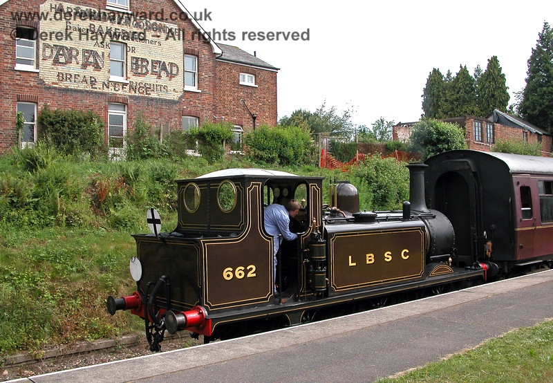 662 Martello at Groombridge. 18.06.2006