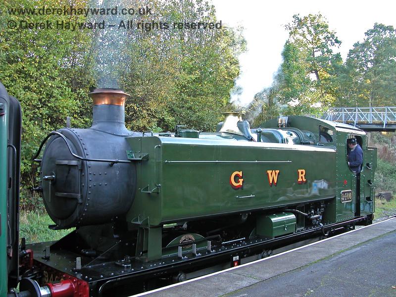 9466 at Groombridge. 29.10.2005