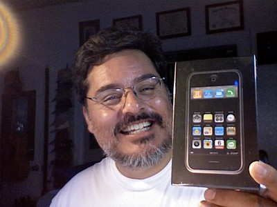 2007-06-30 iPhone unbox - 03