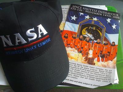 2008-11-14 STS126 Endeavor Launch - 06