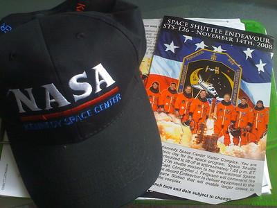 2008-11-14 STS126 Endeavor Launch - 05
