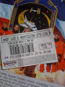 2008-11-14 STS126 Endeavor Launch - 08