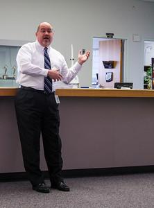 12:30PM - Bob Jacobs, NASA Deputy Associate Administrator, Communications