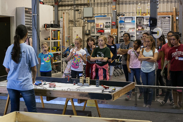 2014 Girl Scout FLL Open House