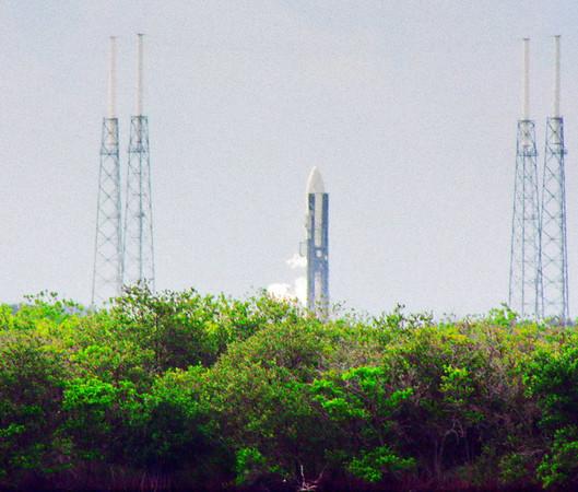 AtlasV MUOS 2 Satellite Launch, July 19