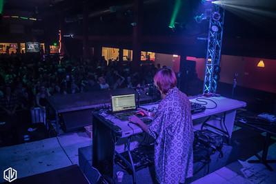 Space Jesus & Yheti - Rawkus - Colorado Springs, CO - October 6, 2016