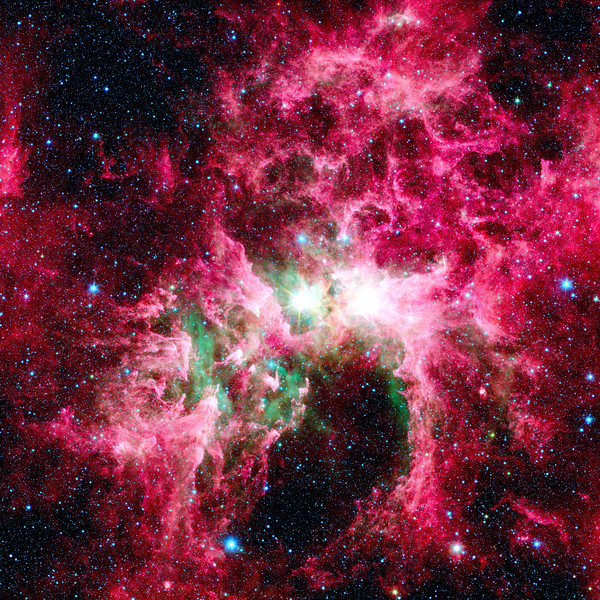 The Tortured Clouds of Eta Carinae