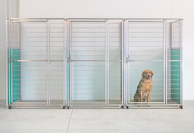 Space Saver Folding Kennels