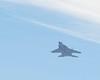 Chase plane- F-15