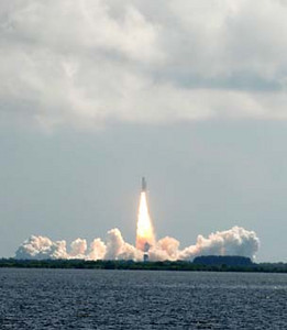 Space Shuttle Atlantis Launch 09/09/06