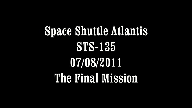 Space Shuttle Atlantis, STS-135 07/08/11 - THE FINAL MISSION.<br /> ***VIDEO WAS SHOT ON A TRIPOD FIXED SINCE I WAS SHOOTING WITH MY NIKON. QUALITY IS NOT THE BEST DUE TO THE WIND AND OTHER ELEMENTS. ONLY SHOWS THE LAUNCH PAD AND DOES NOT FOLLOW THE SHUTTLE.***