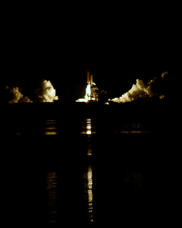 Space Shuttle Endeavour Launch on 03/11/08